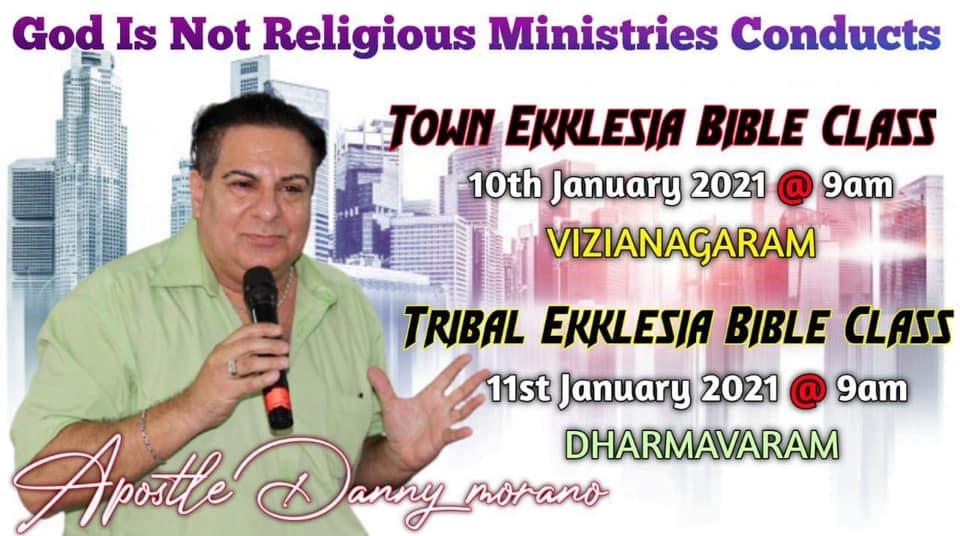 TOWN EKKLESIA BIBLE CLASS